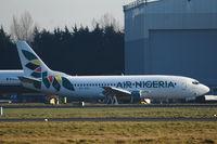 5N-VNC @ EINN - MAINT.  B.737-33V c/n 29338 l/n 3114 Air Nigeria - by Noel Kearney