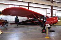 N13191 @ WS17 - Fairchild 24 C8 - by Mark Pasqualino