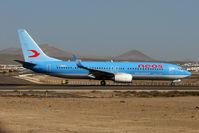 I-NEOT @ GCRR - Neos's 2002 Boeing 737-86N, c/n: 33004