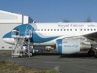 JY-JRE @ LFBD - Royal Falcon - by Jean Goubet-FRENCHSKY