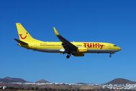 D-ATUG @ GCRR - TUIFLY's 2006 BOEING 737-8K5, c/n: 34688