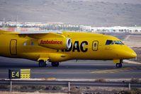 D-BADC @ GCRR - Aero Dienst / ADAC Ambulance flight at Lanzarote