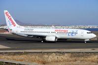 EC-JHK @ GCRR - Air Europa's 2005 Boeing 737-85P, c/n: 33975