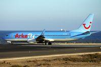 PH-TFC @ GCRR - Arkefly's 2009 BOEING 737-8K5, c/n: 35146