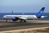 G-FCLB @ GCRR - Thos Cook 1997 Boeing 757-28A, c/n: 28164