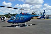 VH-YDR @ YCDR - Bell 206B3 Jet Ranger III [3048] Caloundra~VH 19/03/2007
