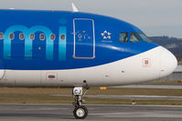 G-DBCJ @ LOWS - BMI A319 - by Andy Graf-VAP