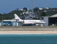 C-GSMR @ TNCM - C-GSMR landing at TNCM - by Daniel Jef