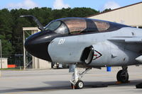 161242 @ KNBC - Static at Marine Corps Air Station Beaufort - by Mark Silvestri