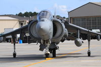 165596 @ NBC - Static at Marine Corps Air Station Beaufort - by Mark Silvestri