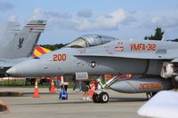 164889 @ NBC - Static at Marine Corps Air Station Beaufort - by Mark Silvestri