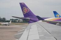 HS-TEG @ VTSP - Thai A330-300