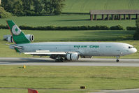 B-16108 @ LOWW - Eva Air MD11F