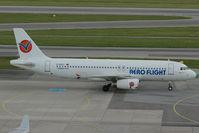 D-ARFC @ LOWW - Aero Flight Airbus 320 - by Dietmar Schreiber - VAP
