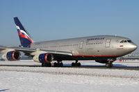 RA-96011 @ SZG - Aeroflot - by Joker767