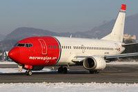 LN-KKS @ SZG - Norwegian Air Shuttle - by Joker767