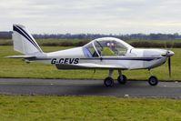 G-CEVS @ EGBG - 2007 Cosmik Aviation Ltd EV-97 TEAMEUROSTAR UK, c/n: 3102 at Leicester