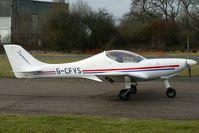 G-CFYS @ EGBG - YEOMAN LIGHT AIRCRAFT COMPANY LTD  Type:DYNAMIC WT9 UK  Serial No.:DY298  at 2011 Icicle