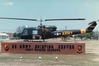 59-1686 - UH-1 Huey  Scanned Photo - by paulp