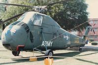 53-4526 - CH-34A Sikorsky Choctaw  -Scanned Photo - by paulp
