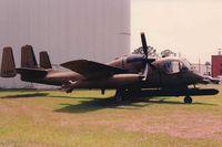62-5860 - OV-1B Grumman Mohawk - Scanned Photo - by paulp
