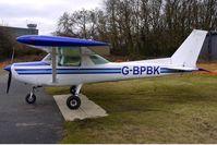 G-BPBK @ EGBG - 1979 Cessna CESSNA 152, c/n: 152-83417
