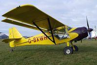 G-BXWH @ EGBG - 2000 Finch B DENNEY KITFOX 4-1200 SPEEDSTER, c/n: PFA 172A-12343