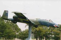 73-1667 - Fairchild A-10A Thunderbolt II  1992 -Scanned Photo - by paulp