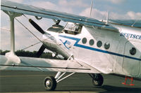 D-FONL @ NRN - Classic Wings , Weeze Airport - by Henk Geerlings