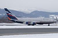 RA-96009 @ LOWS - Aeroflot IL96 - by Andy Graf-VAP