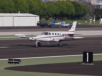 N2710J @ KSMO - N2710J departing from RWY 21 - by Torsten Hoff