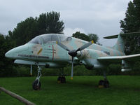 A-528 - Preserved at Flixton Museum - by N-A-S
