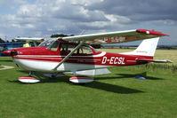 D-ECSL @ EGMA - Visitor for Flying Legends - by N-A-S