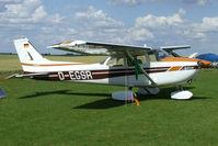 D-EGSR @ EGMA - Visitor for flying legends - by N-A-S