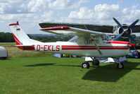D-EKLS @ EGMA - Visitor for flying legends - by N-A-S