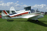 D-GASA @ EGMA - Visitor for flying legends - by N-A-S