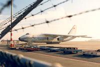 CCCP-82007 @ EHAM - Aeroflot - by Henk Geerlings