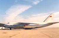 CCCP-82007 @ EHAM - Aeroflot AN-124 - by Henk Geerlings