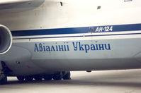 CCCP-82066 @ EHAM - Air Ukraine - by Henk Geerlings