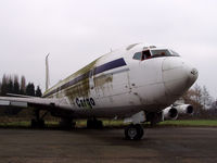 EL-AKJ @ EGMC - Stored for a long time, Now scrapped - by N-A-S