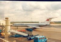 CCCP-85570 @ EHAM - Aeroflot - by Henk Geerlings
