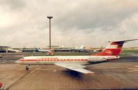 DDR-SCX @ EHAM - Interflug - by Henk Geerlings