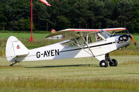 G-AYEN - Taken at Northrepps, UK - by N-A-S
