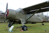 58-2062 - 1947 De Havilland Canada U-6A Beaver (DHC-2), c/n: 1394 at Midland Air Museum Coventry - by Terry Fletcher