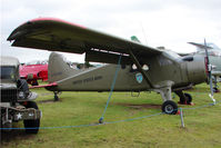 58-2062 - 1947 De Havilland Canada U-6A Beaver (DHC-2), c/n: 1394 at Midland Air Museum