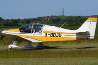 G-BBJU - Taken at Northrepps, UK - by N-A-S
