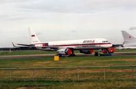 CCCP-64006 @ FAB - Bravia  Tupolev Aviastar , Rolls-Royce Engines - by Henk Geerlings