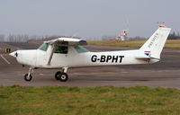 G-BPHT @ EGSH - Old resident - by N-A-S