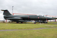 R-756 @ EGBE - Lockheed F-104G Starfighter (CL-90), c/n: 683D-6101 at Midland Air Museum