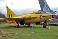 VT935 @ EGBE - 1950 Boulton Paul P.111A at Midland Air Museum
